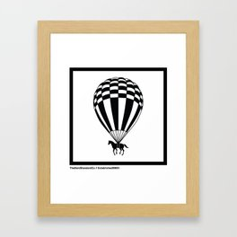 The Voyager Framed Art Print
