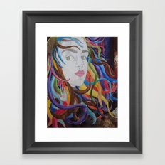 Artista Framed Art Print