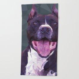 Boss Dog Beach Towel