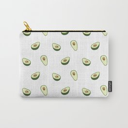 Cute Avocado Pattern Carry-All Pouch