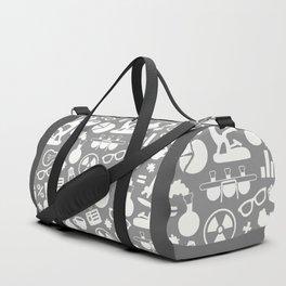 Grey Scientist Duffle Bag
