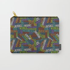 Curse Words Carry-All Pouch