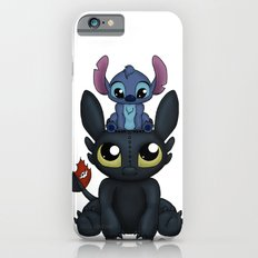 Can I Sit Here iPhone 6s Slim Case