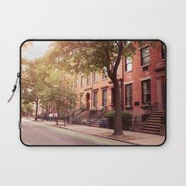 Brooklyn Heights neighborhood take me back Laptop Sleeve