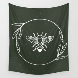 Honey Bee Wall Tapestry