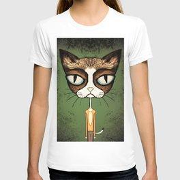 Grumpy Kato T-shirt