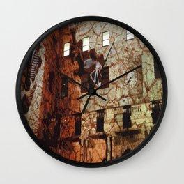 Dinosaurs in the Clocktower Wall Clock