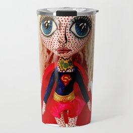 Kara Zoe-El ~ Supergirl Travel Mug
