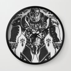 Legend of Zelda Ganondorf the Wicked Wall Clock