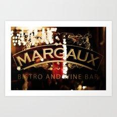 Margaux Art Print