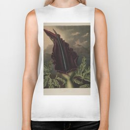 The Dragon Arum Temple of Flora Biker Tank