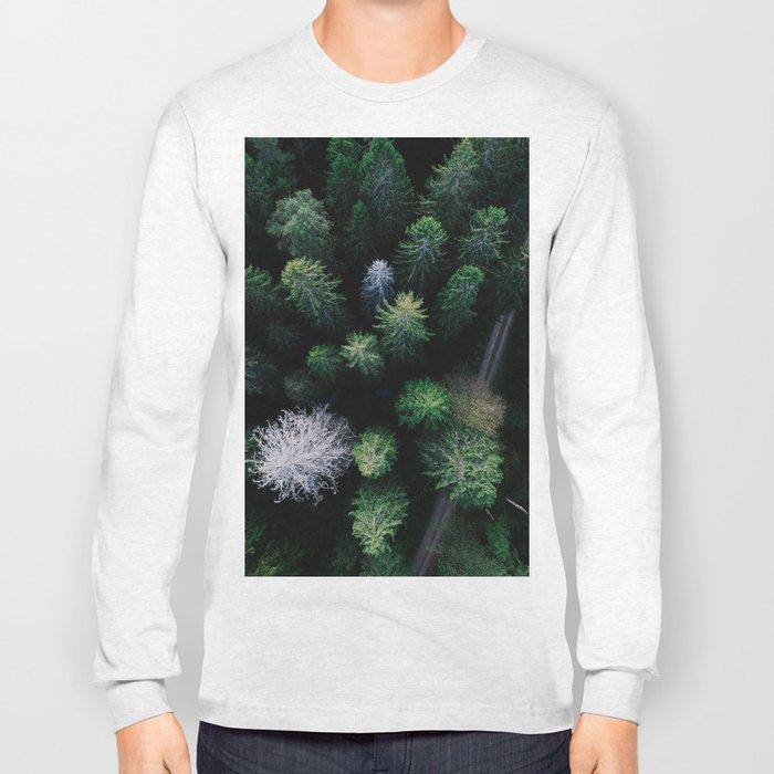 From Afar III Long Sleeve T-shirt