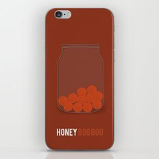 Honey Boo Boo - Minimalist iPhone & iPod Skin