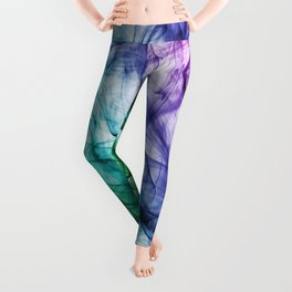 Rainbow Smoke Leggings