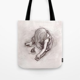 Ruby and the Rat Tote Bag