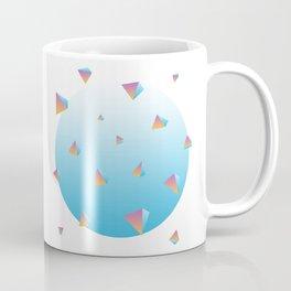 Scattered Coffee Mug