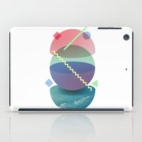 planet iPad Cases featuring Planet by Valerio Pellegrini