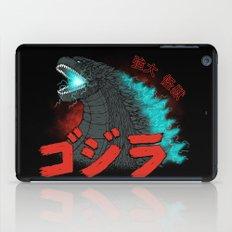Mighty Kaiju Gojira iPad Case