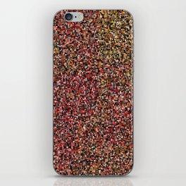 treemap mosaic - cinder iPhone Skin
