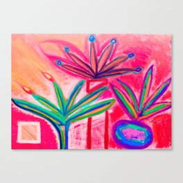 Three/3/lll Canvas Print
