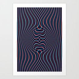 ポーラー 01 Art Print