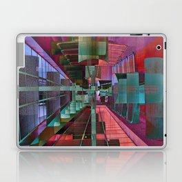 MAGIC CITY LINES Laptop & iPad Skin