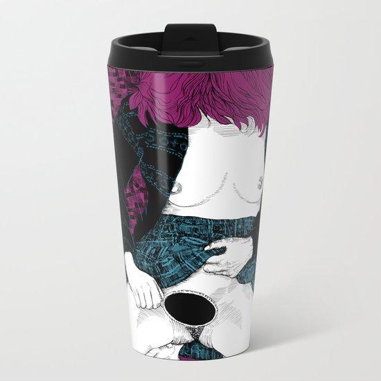 Miroir Miroir Metal Travel Mug