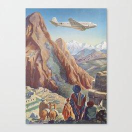 South America 4 Canvas Print