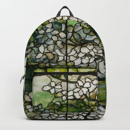 Louis Comfort Tiffany - Decorative stained glass 2. Backpack