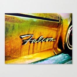 1960 Ford Falcon Canvas Print