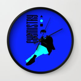 SHINee - Chemistry Wall Clock