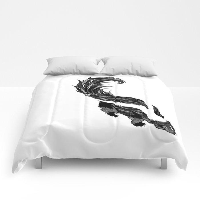 Skunk Comforters