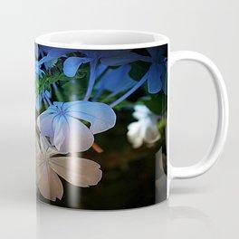 Plumbago at Sunset Coffee Mug