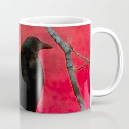 The Color Red Coffee Mug
