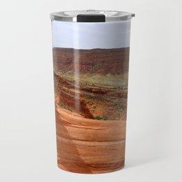 Delicate Arch A Famous Landmark Travel Mug