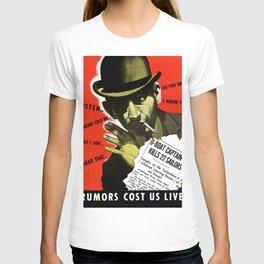 Dont let Shane MacGowan sink you T-shirt