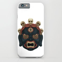 Mahakala iPhone Case