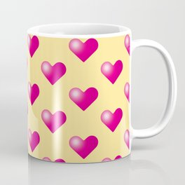 Hearts_E03 Coffee Mug
