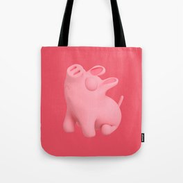 Rosa Snobby Pink Tote Bag