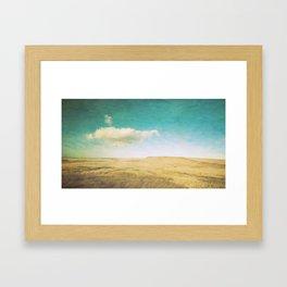 Vintaged Dream Framed Art Print
