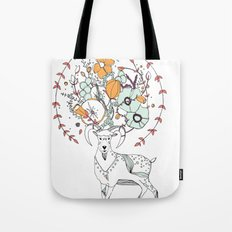 like a halo around your head Tote Bag