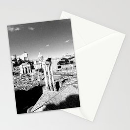 Rome in ruins Stationery Cards