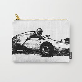 Vintage Racer Carry-All Pouch