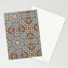 turkish mosaics  Stationery Cards