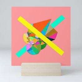 "COLLAGE: ""PINK"" Mini Art Print"