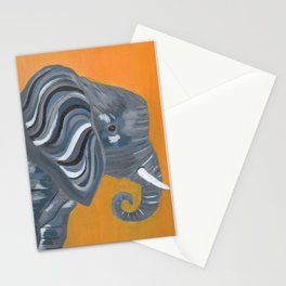Stella's Elephant Stationery Cards