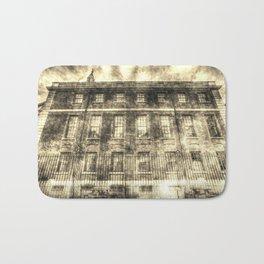 The Chapter House London Vintage Bath Mat