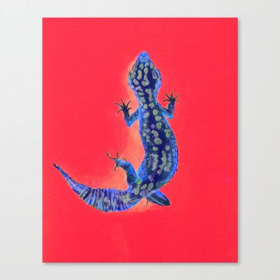 Leopard Gecko Canvas Print
