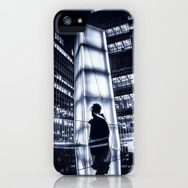 two sides of the same story iPhone Case
