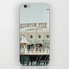 Brighton Pier iPhone & iPod Skin